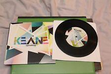 """Keane Spiralling / Spiralling Diplo v Keane 'Mad Spirals Mix' 7"""" 45 Vinyl"""