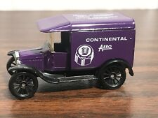 MATCHBOX 1921 FORD MODEL T CONTINENTAL AERO Excellent Condition!