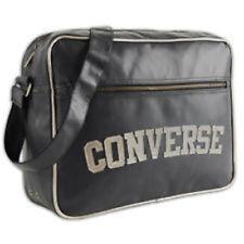 Converse Flap Reporter Heritage PU Bag (Black)