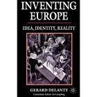 Inventing Europe: Idea, Identity, Reality: Idea, Identi - Paperback / softback N