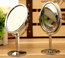 Makeup Cosmetic Mirror & Double-Sided Normal and Magnifying Cosmetic Mirror