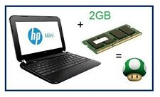 2gb Ram Upgrade Hp Mini 200-4201sa Atom 1.6 ghz Sodimm Laptop/netbook