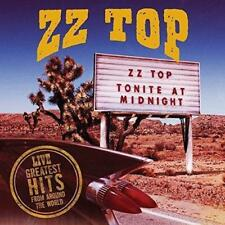ZZ Top-Live-Greatest Hits from around the world-CD NUOVO // 0