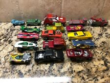 Lot of 17 Vtg. & Used Die Cast Toy Cars Trucks Lesney Tootsietoy Hot Wheels