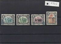 NYASSA  MOUNTED MINT OR USED STAMPS ON  STOCK CARD  REF R844