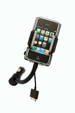 Support Radio FM Transmetteur Chargeur iPhone iPod Lecteur MP3 MP4