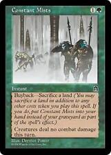 CONSTANT MISTS Stronghold MTG Green Instant Unc