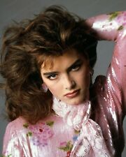 8x10 Print Brooke Shields Beautiful Portrait 1980's #BS06
