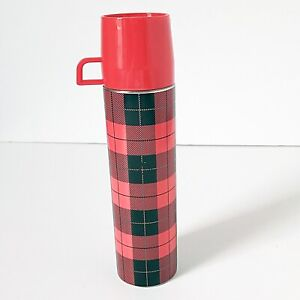 Fred Picnip Novelty Disguised Hip Flask - Stainless Steel - Tartan - New & Boxed