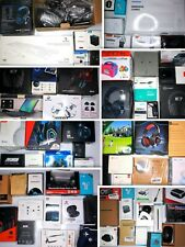 HUGE Wholesale Lot of Assorted Consumer Electronics, 80 items, MSRP over $1000!
