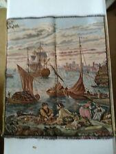 venitian scene tapestry