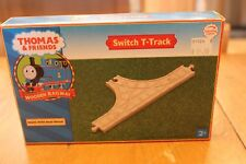 Thomas & Friends Wooden Railway LC99924 Switch T-Track Real Wood NIB New