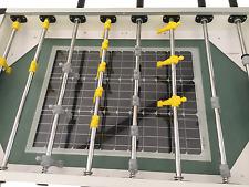 Installez une centrale photovoltaïque dans votre jardin panneau solaire 50w