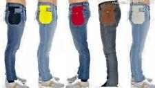 Jeans Uomo Nicwave con Alcantara Modello Jeckerson 9.2 Carlo Chionna Siviglia