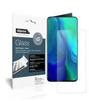 Schutzfolie für Oppo Reno 10X Zoom Anti-Shock matt 9H Displayfolie dipos Glass