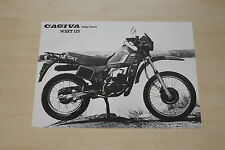 169378) CAGIVA ALETTA ROSSA W SXT 125 PROSPEKT 1983