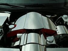 2006-2013 Corvette Z06 LS7 Polished Engine Intake Plenum & Fuel Rail Covers