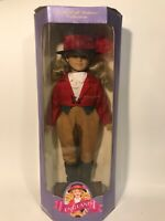 """DOLLS OF ALL NATIONS, ENGLAND, 12"""" """"Samantha"""" Doll from England, Unimax,NEW 1995"""