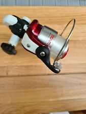 ZEBCO KVD 20 SPINNING REEL PRE LOADED WITH LINE RED/BLACK YKVD20-GWK3