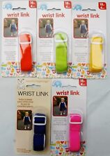 Childs Wrist Link Strap Safety Lead for Kids Baby/Toddler  Choice of 5 Colours