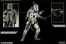 Star Wars Sideshow Clone Commander Wolffe 1/6 Scale Figure