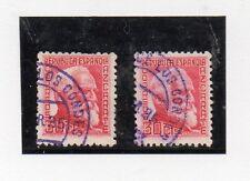 España Azcarate Matasellos Carrion de los Condes año 1935 (CO-754)
