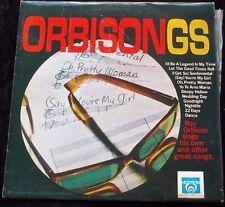 ROY ORBISON Orbisongs LP