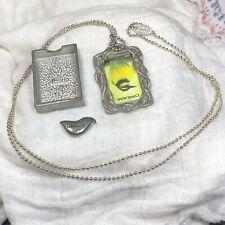 Alise Sheehan Dream Box Pendant Necklace Original Box