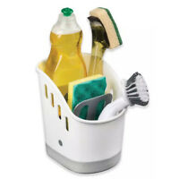 100% Genuine! AVANTI Sink Tidy Caddy Organiser Cleaning Basket Holder White!