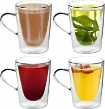 Rink Drink Latte Glasses Glasses