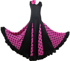 ROBE DE FLAMENCO FILLETTE ET ADO