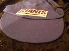 New listing New York Giants dog baseball hat cap Large