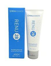 Skin Revitalizing & Anti-Aging Gel Asea Renu 28 Controls Acne Prone Skin - 2.7oz