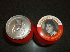 TOMMY  JANSSON  WEMBLEY LIONS  SPEEDWAY BADGE    55mm  IN SIZE