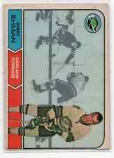 1X GERRY EHMAN 1968 69 O Pee Chee #84 EX OPC 68 69 OAKLAND SEALS