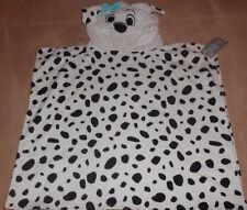 101 Dalmations Hooded Bath Beach Towel Kids Disney Store One Size Fits Most