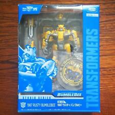 Transformers Bumblebee SS-EX (Rusty 1967) 7-Eleven Japan Exclusive with Keychain