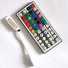 12V 44Key MINI IR Remote RGB Controller Dimmer For SMD 3528 5050 LED Strip Light