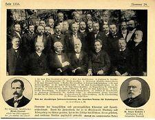 Jahresversammlung des deutschen Vereins für Volkshygiene in Frankfurt a. M. 1904
