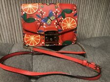Authentic Furla Metropolis Crossbody Bag Small