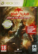 Dead Island Game of the Year Edition GOTYXbox 360 Classics vgc+free uk delivery