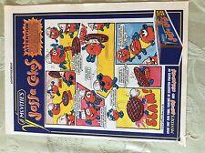 m17a8 ephemera 1990s advert mcvitie's mcvities jaffa cakes slam