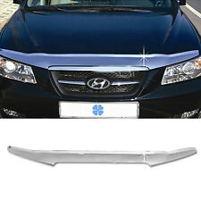 Chrome Hood Guard Garnish Molding Trim B505 For HYUNDAI 2006-2008 NF Sonata