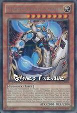 Yu-Gi-Oh ! Carte Gearfried Rayon Lumineux 2800 ATK !! (par 2 !!!) GAOV-FR034