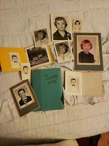 1961 Handwritten Diary~14 Year Old Cynda Farmer~Pierce Texas~Full!
