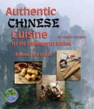 Authentic Chinese Cuisine-ExLibrary