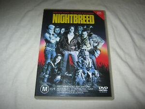 Nightbreed - Craig Sheffer - VGC - DVD - R4