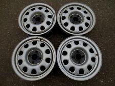 4 x Stahlfelgen  6Jx14H2 4x100 ET45 Für VW Golf III, Vento 1H0601025P #10363