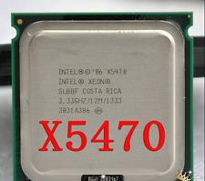 Intel Xeon X5470 (SLBBF) Quad-core 3.33GHZ/12M/1333MHz Socket 771 Processor CPU