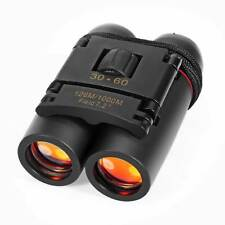 Portable Telescope 30x60 Folding Zoomable Binoculars for Outdoor Travel Hunting